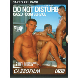 Do Not Disturb: Hotel Cazzo & Heartbreak Hotel 2-DVD-Set (Cazzo) (04121D)