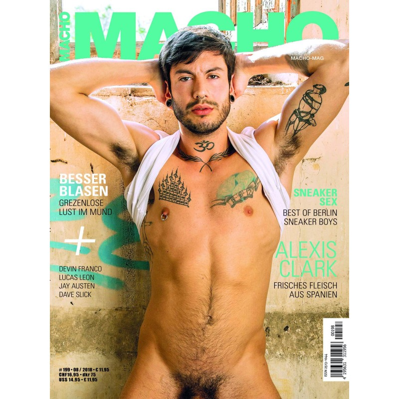 Macho 199 Magazin (M6199)