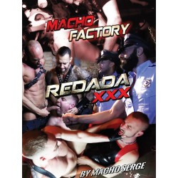 RedadaXXX DVD (Macho Factory) (16718D)