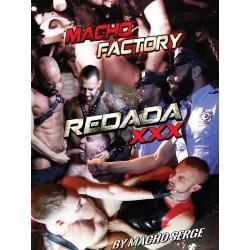 RedadaXXX DVD (Macho Factory) (16718D)