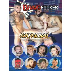 Mondial #1 DVD (Bravo Fucker) (16720D)