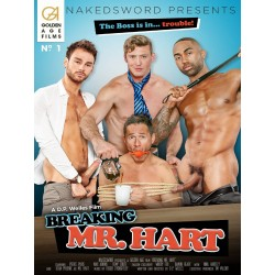 Breaking Mr. Hart DVD (16919D)
