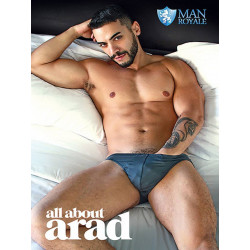 All About Arad DVD (Man Royale)