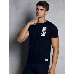 Supawear Strike T-Shirt Charcoal (T6139)