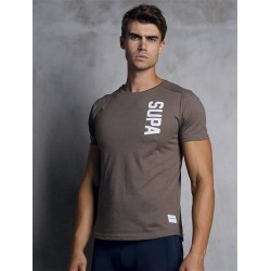 Supawear Strike T-Shirt Walnut (T6140)