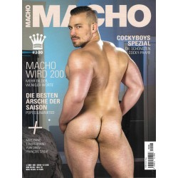 Macho 200 Magazin