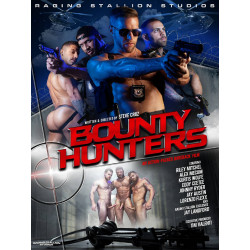 Bounty Hunters DVD (Raging Stallion)