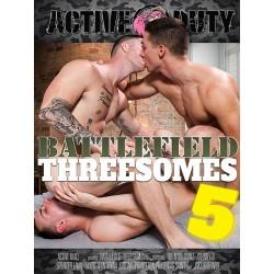 Battlefield Threesomes #5 DVD (Active Duty) (16954D)