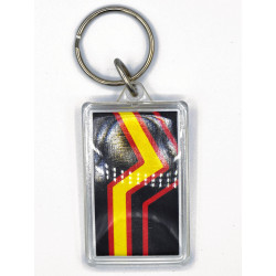 Rubber Pride Key Ring (T5142)