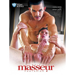 Male Masseur Fantasies #6 DVD (Man Royale)