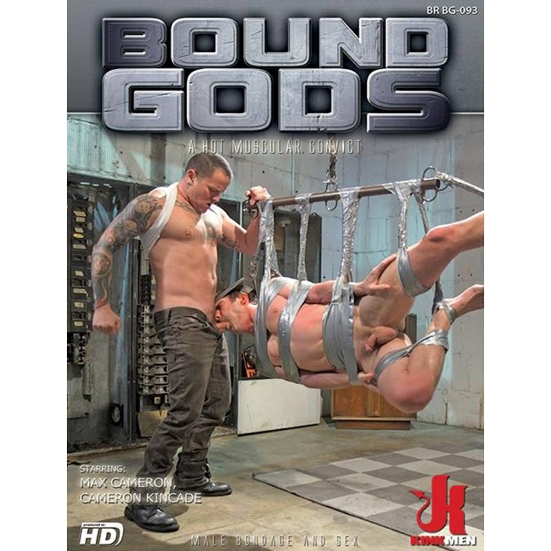 A Hot Muscular Convict DVD (Bound Gods) (16971D)