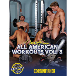 All American Workouts #3 DVD (Corbin Fisher)