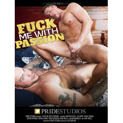 Fuck Me With Passion DVD (16974D)