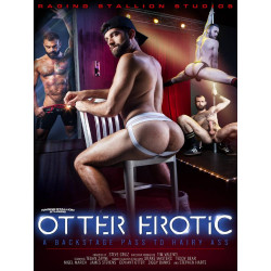 Otter Erotic DVD (Raging Stallion) (17012D)