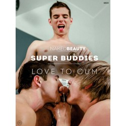 Super Buddies Love To Cum DVD (17003D)