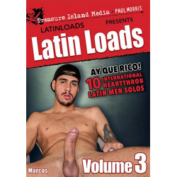 Latin Loads #3 DVD (Treasure Island) (17097D)