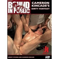 Cameron Kincade`s Dirty Fantasy DVD (17055D)
