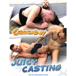 Juicy Casting DVD (Crunch Boy)