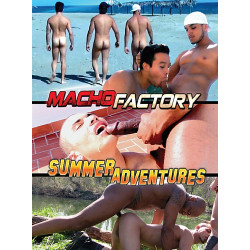 Summer Adventures DVD (Macho Factory) (16958D)