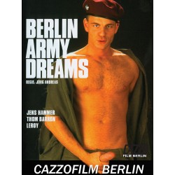 Berlin Army Dreams DVD (Cazzo) (01042D)