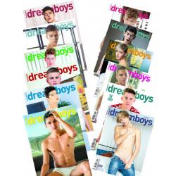 12 x Dreamboys Abonnement / Subscription (M5191)