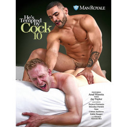 He`s Tempted By Cock #10 DVD (Man Royale) (17104D)