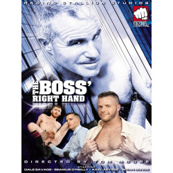 The Boss` Right Hand DVD (Raging Stallion Fetish & Fisting) (17123D)