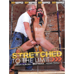 Stretched To The Limit DVD (Boynapped) (17204D)
