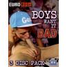 Boys Want It Bad 3-DVD-Set (Euroboy) (17270D)