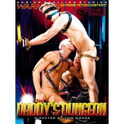 Daddy`s Dungeon DVD (Raging Stallion Fetish & Fisting) (17262D)