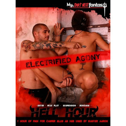 Hell Hour: Electrified Agony DVD (My Dirtiest Fantasy) (17303D)