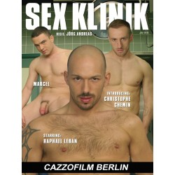 Sex Klinik DVD (Cazzo) (02001D)