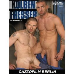 Kolbenfresser (Smoking Piston / Oil Change 2) DVD (Cazzo)