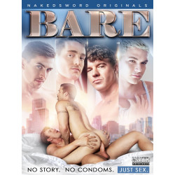 Bare (Naked Sword) DVD (Naked Sword)