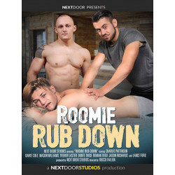Roomie Rub Down DVD (Next Door Studios)