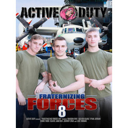 Fraternizing Forces #8 DVD (Active Duty) (17160D)