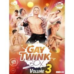 Gay Twink Box Vol. 3 4-DVD-Set (Bareback Boy Bangers) (17532D)