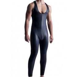 Manstore Jock Long Body M510 Underwear Black (T6485)