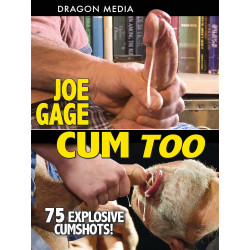 Joe Gage - Cum Too DVD (Joe Gage) (17563D)
