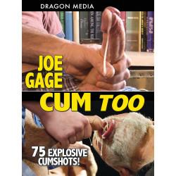 Joe Gage - Cum Too DVD (17563D)