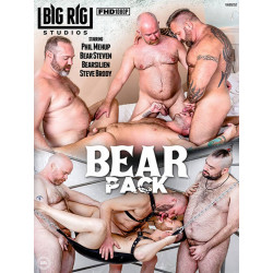 Bear Pack DVD (Big Rig)