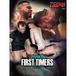 French First Timers #03 DVD (Gay Porn Casting)