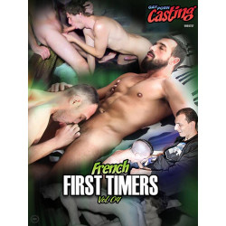 French First Timers #04 DVD (Gay Porn Casting) (17444D)