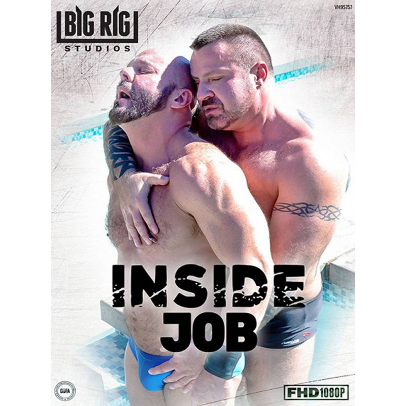 Inside Job DVD (Big Rig) (17490D)