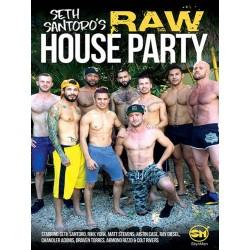 Seth Santoro`s Raw House Party DVD (17342D)