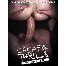 Cheap Thrills 10 DVD (Treasure Island) (17736D)