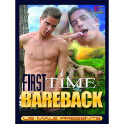 First Time Bareback DVD (US Male) (17629D)