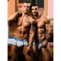 Andrew Christian Love Pride Heartbeat Boxer (T6633)
