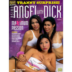 Asian Angel With Dick #2 DVD (Birlynn Young) (17669D)
