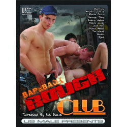 Bareback Rough Club DVD (US Male)